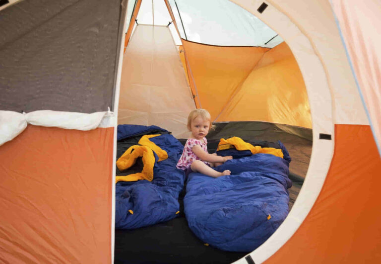 How To Camp With A Baby Like A Pro