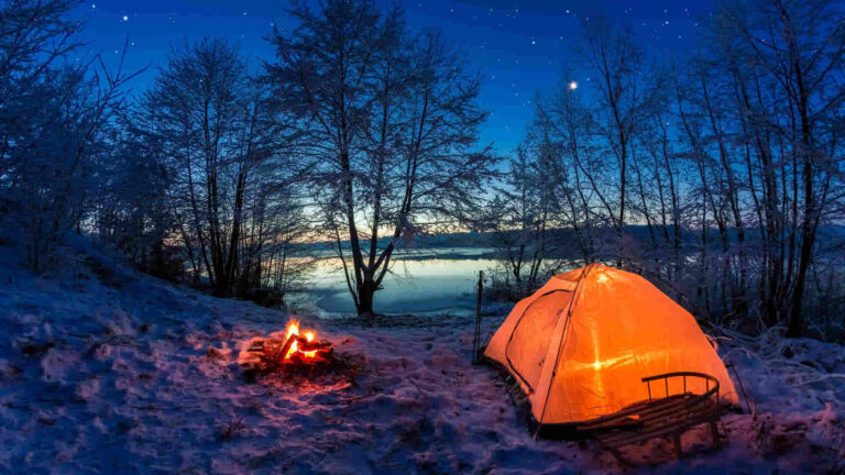 How To Not Suck In This Winter Camping