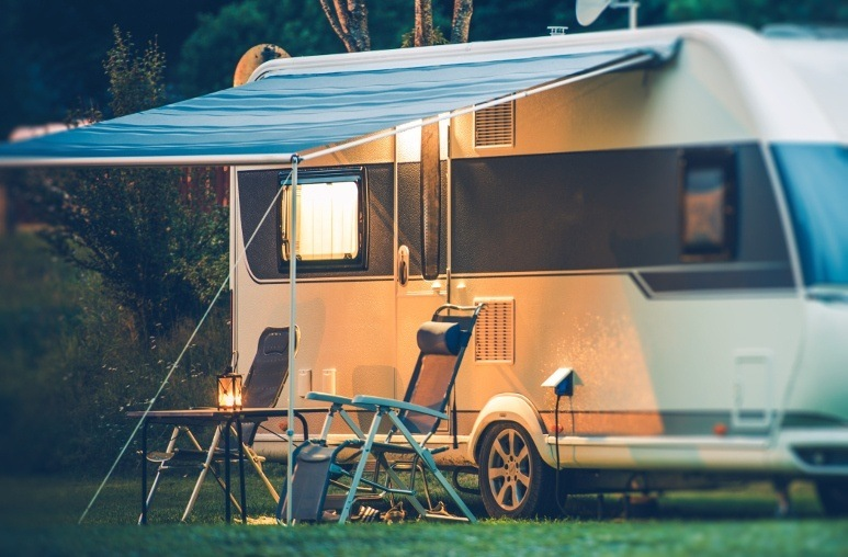 Shelter Tent or RV