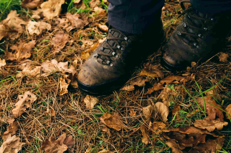 how to care for leather hiking boots
